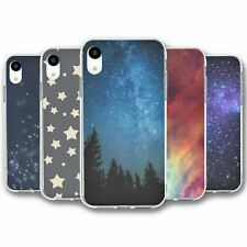 Funda Protectora de Silicona para iPhone XR estrellas de colección 5