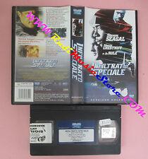 VHS film INFILTRATO SPECIALE 2003 Steven Seagal Ja Rule EAGLE (F2) no dvd