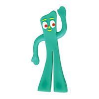Gumby 3 inch Bendable figure NJ Croce gp106h