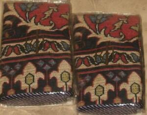 2 RALPH LAUREN Poet's Society Rug EURO SHAMS NEW 1ST QUALITY