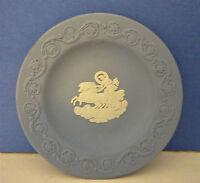 Wedgwood Jasper Ware Blue Plate