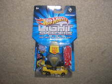 Hot Wheels Light Speeders Power Rocket Stencil Included for Detail