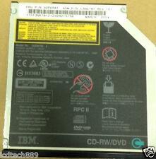 New CD-RW/DVD -ROM laptop Drive UJDA755 for IBM thinkpad T42 T42p 92P6581 92P658