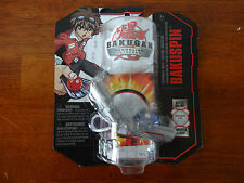 Bakugan Bakuspin Gundalian Invaders Controller Ability Card Metal Gate Card NIP