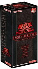 Yugioh RARITY COLLECTION 20th ANNIVERSARY EDITION Booster Box Yu-Gi-Oh F/S Track