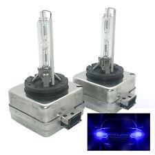 2x HID Xenon Headlight Bulb 10000k Blue D1S Fits Saab 9-3 RTD1SDB10SA