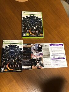 Lost Planet 2 Import Japan Xbox360 Japanese game