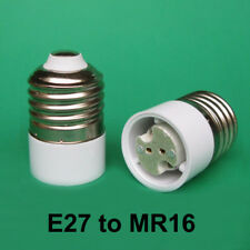 Edison Screw ES E27 To MR16 GU5.3 Light Bulb Adaptor Lamp Converter Base Holder