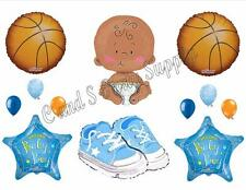 IT'S A BABY BOY BASKETBALL Shower balloons Decoration Supplies Tennis Shoes