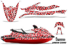 AMR Racing Yamaha WaveRunner GP 1800 Jet Ski Graphic Kit Wrap Parts 2017 URBAN