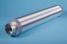 Telefonie/Rohrschalldämpfer 100/25 mm für Honda EU10i + EU20/22i Generator