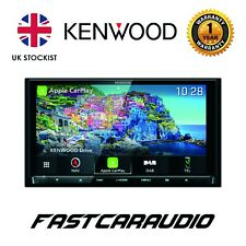 "KENWOOD DNX9190DABS 6.8"" HD WIFI NAVIGATION APPLE CARPLAY ANDROID MEDIA STEREO"