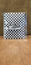 Vans Family Exclusive Black & White Checkerboard Slip-On Enamel Pin