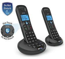 BT 3570 Twin Digital Cordless Telephone Answer Phone, Speaker Phone Call Blocker