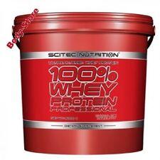 100 Whey Protein Shaker und Proben Scitec Erdbeere-weiße Schokolade