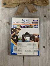 i-gotU GT-200e USB GPS Travel And Sports Logger
