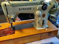 Vintage 320K Embroidery Sewing Machine.Pat Test And Serviced