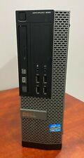 Dell Optiplex 990 SFF - Intel Core i5 2400 3.1GHz, 4GB RAM, 160GB HDD, DVD