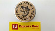 HONEST AMISH Beard Balm, all natural and organic 60ml, Express Shipping