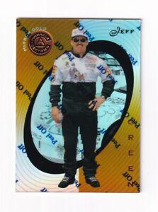 1997 Pinnacle Certified MIRROR GOLD #20 Jeff Green SUPER SCARCE!