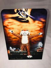 LSU Caminina Wildlife Mike the Tiger Metal Picture with Stand