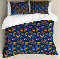 Duvet Cover Set King Size with 2 Pillow Shams