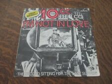 45 tours 10 CC (TEN CC) i'm not in love