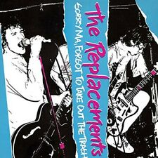 THE REPLACEMENTS SORRY MA FORGOT TO TAKE OUT THE TRASH LP VINYL NEW 33RPM
