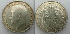 Collectable 1915 Silver Half-Crown Coin Of King George V