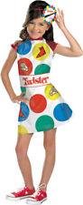 Morris Costumes Girls Sleeveless Twister Dress 7-8. DG25663K