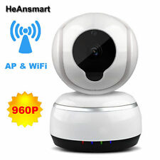960P HD Wireless Wifi IP Security Home Could Camera Night Vision Cam ONVIF IR