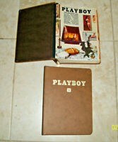 1964 Playboy Magazine Complete Full Year Set (All 12 Issues) in Original Binders