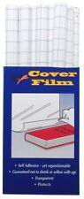 Couverture du livre adhésif auto Film 33cmx1m haute qualité plastique transparent collant retour