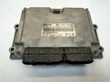 Peugeot Boxer Citroen Relay Fiat Ducato Bosch 2.2 HDI ECU 0281010484 9648608580