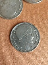 Piece argent 20 francs Turin 1933 silver coin France