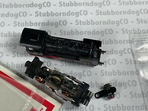 Z Scale Marklin 8801 / 8803 / 8895 Steam locomotive spare parts