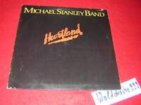Michael Stanley Band - Heartland, 1C064-86240  Vinyl LP 1980