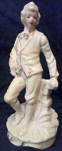 "Porzellanfigur ""Mozart"". Barock-Figuren."