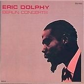 Dolphy,Eric-Berlin Concerts  CD NEW
