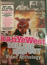 Kanye West - College Dropout Video Anthology Clean (2005) Digital Video