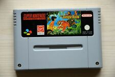 SNES - Walt Disney's: The Jungle Book für Super Nintendo