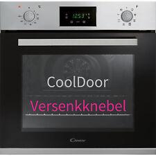 Candy Edelstahl Einbau Backofen 65 L Multifunktion Autark Umluft Touch Display !