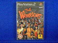 *ps2 WARRIORS The (NI) Movie Fighting Game Playstation PAL UK ENGLISH Version