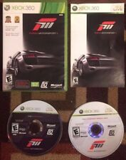 FORZA MOTORSPORT 3 COMPLETE (Xbox 360, 2009) EXCELLENT CONDITION & WORKING