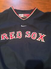 Vintage Nike Boston Red Sox Pullover. Size XL