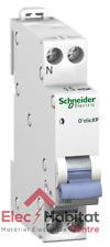 Disjoncteur unipolaire+neutre déclic 2A Schneider 20724