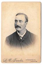John Garber of Maytown, PA - by Fowler of Lancaster, PA - 1890s ?