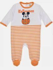Baby Girls Boys Halloween costume Sleepsuit Mickey Mouse Romper Pyjamas 12 Month