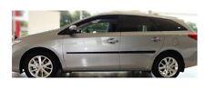 Zierleiste Seitenschutz Türschutz für Toyota Auris Kombi 2013-