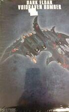 Warhammer 40K DARK ELDAR / DRUKHARI VOIDRAVEN BOMBER, New